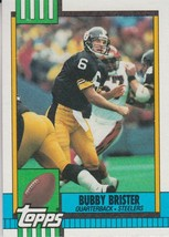 Bubby Brister 1990 Topps Card #183 - $0.99