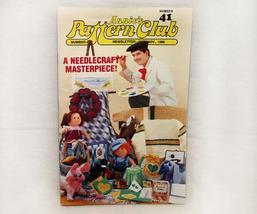 Annie's Pattern Club Newsletter 1986 No. 41 - $8.98