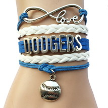 MLB Infinity Love Charm Bracelet image 3