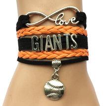 MLB Infinity Love Charm Bracelet image 5