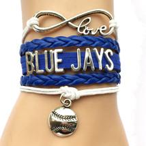 MLB Infinity Love Charm Bracelet image 8