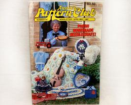 Annie's Pattern Club Newsletter 1987 No. 44 - $8.98