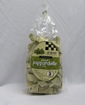 Pasta, Pappardelle Spinach, 12 oz (pack of 6 ) - $26.75