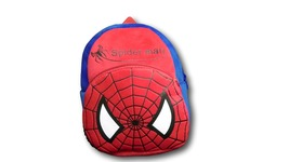 Mavrel Spiderman Furry Plush HandBag Backpack Bag School Bag Travel Bag - €12,30 EUR