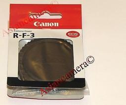 OEM Gunuine R-F-3 RF-3 Body Cap Cover Canon EOS... - $5.94