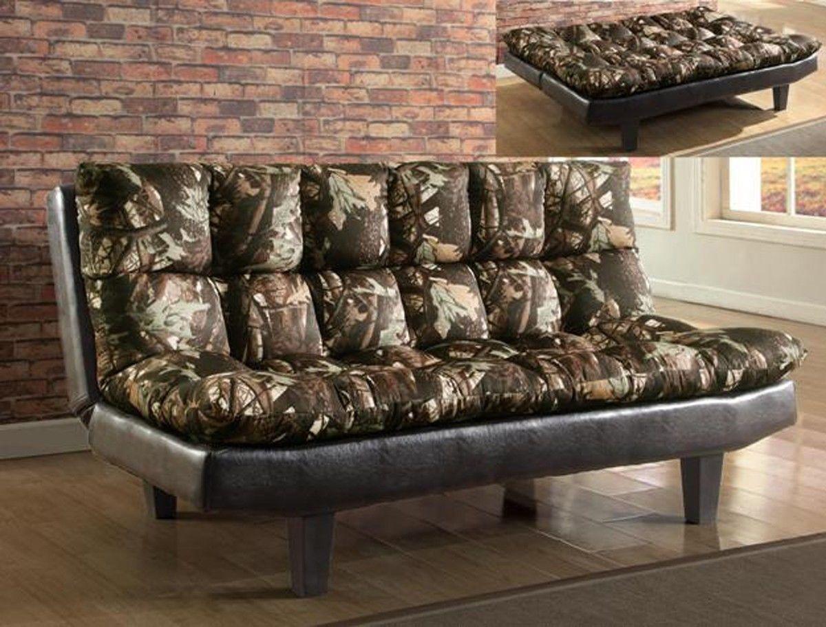 Crown Mark 5250 Sundown Adjustable Living Room Sofa Camo Transitional Style