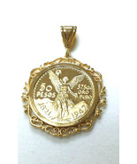 Centenario 14k Gold plated  SPECIAL SALE WHOLE SALE THIS WEEK ONLY! 5 FO... - $97.02