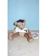Ganz Cottage Collectibles Teddy Bear Dimples Stuffed Plush Carol E. Kirb... - $17.99