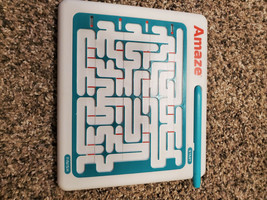 AMAZE 16 Mazes in 1 Changes Every Time you Play Ages 8+ ThinkFun  NIB F... - $4.50
