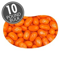 Jelly Belly Orange Sherbet Jelly Beans - 10 Pounds of Loose Bulk Jelly B... - $85.95