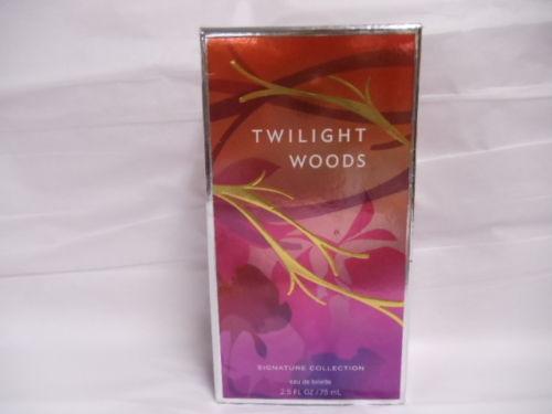 Bath & Body Works Twilight Woods Eau De Toilette 2.5 oz/75 ml