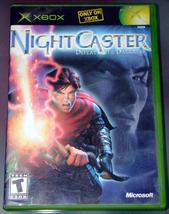 XBOX - NIGHT CASTER DEFEAT THE DARKNESS (Complete with Instructions) - $8.00