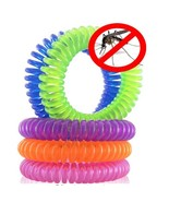 10 Pack Anti Mosquito Bug Repellent Wrist Band ! For Summer Travel.!  - $29.95