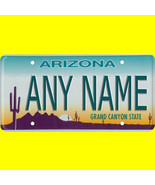 Custom Personalized License Plate Bicycle All Brands -  Any State - $9.99