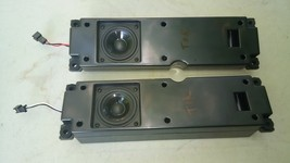 "6MM01 GATEWAY TV SPEAKERS, SOUND GREAT, 10"" X 3"" X 2"" EACH, 9-1/2 OZ EAC... - $19.66"