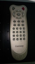 6MM00 REMOTE CONTROL FROM GATEWAY LCD TV, VERY GOOD CONDITION - $10.66