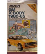 chiltons repair and tune up guide buick centuryregal 1975 1985 chiltons repair manual model specific