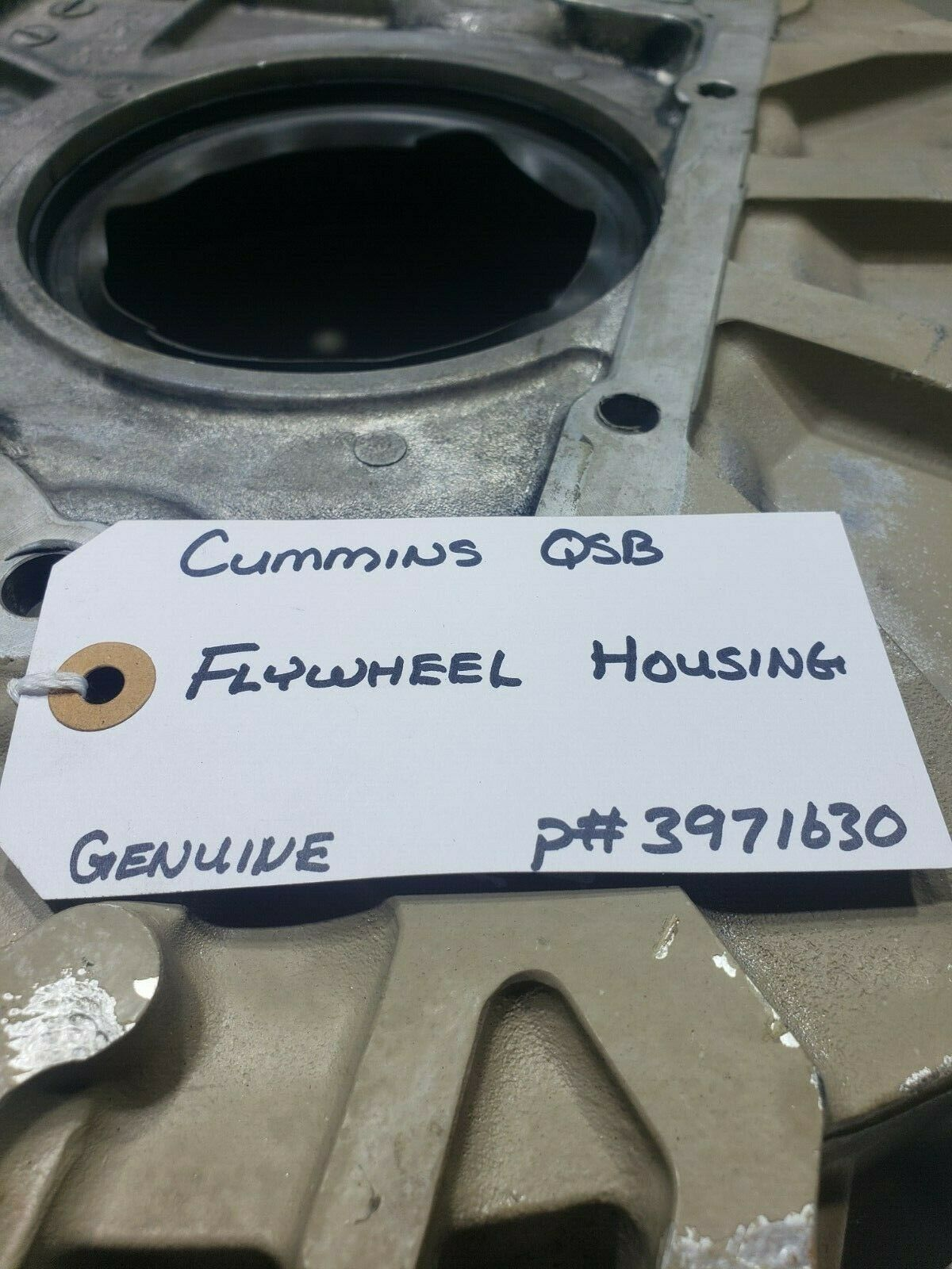 Fly Wheel Housing Cummins QSB 3971630 OEM image 7