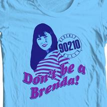 Beverly hills 90210 brenda blue t shirt thumb200