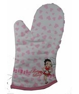 Betty Boop  Oven Mitt, NEW  Collectible - $7.79