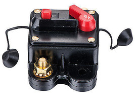 APS NC SHIPPING 80A Audio Inline Circuit Breaker Fuse for 12V Protection... - $11.74