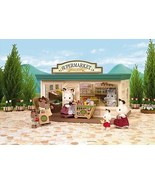 Calico Critters SUPERMARKET Play Set ~NEW~ - $69.98