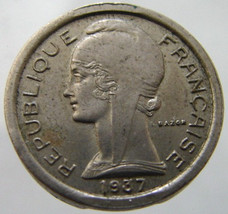 FRANCE TELEPHONE TOKEN Vintage over 75 years old 1937 Public Telephone C... - $9.99