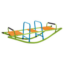 Seesaw Teeter Totter Playground Equipment Pure Fun Rocker Backyard Toddl... - $134.99