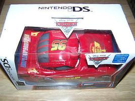 Disney Cars Lightning McQueen Nintendo DS Plush Soft Carry Case DSi DSiX... - $45.00