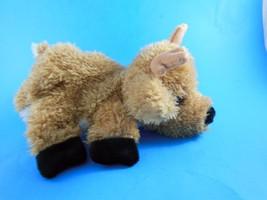 "Adorable Reindeer Hand Puppet 10"" Caltoy - $5.88"