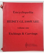 Encyclopedia of Heisey Glassware Vol I Etchings and Carvings - $11.99