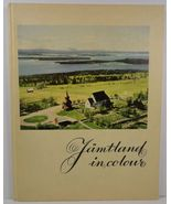 Jamtland in Colour Per Nilsson Tanner - $34.99