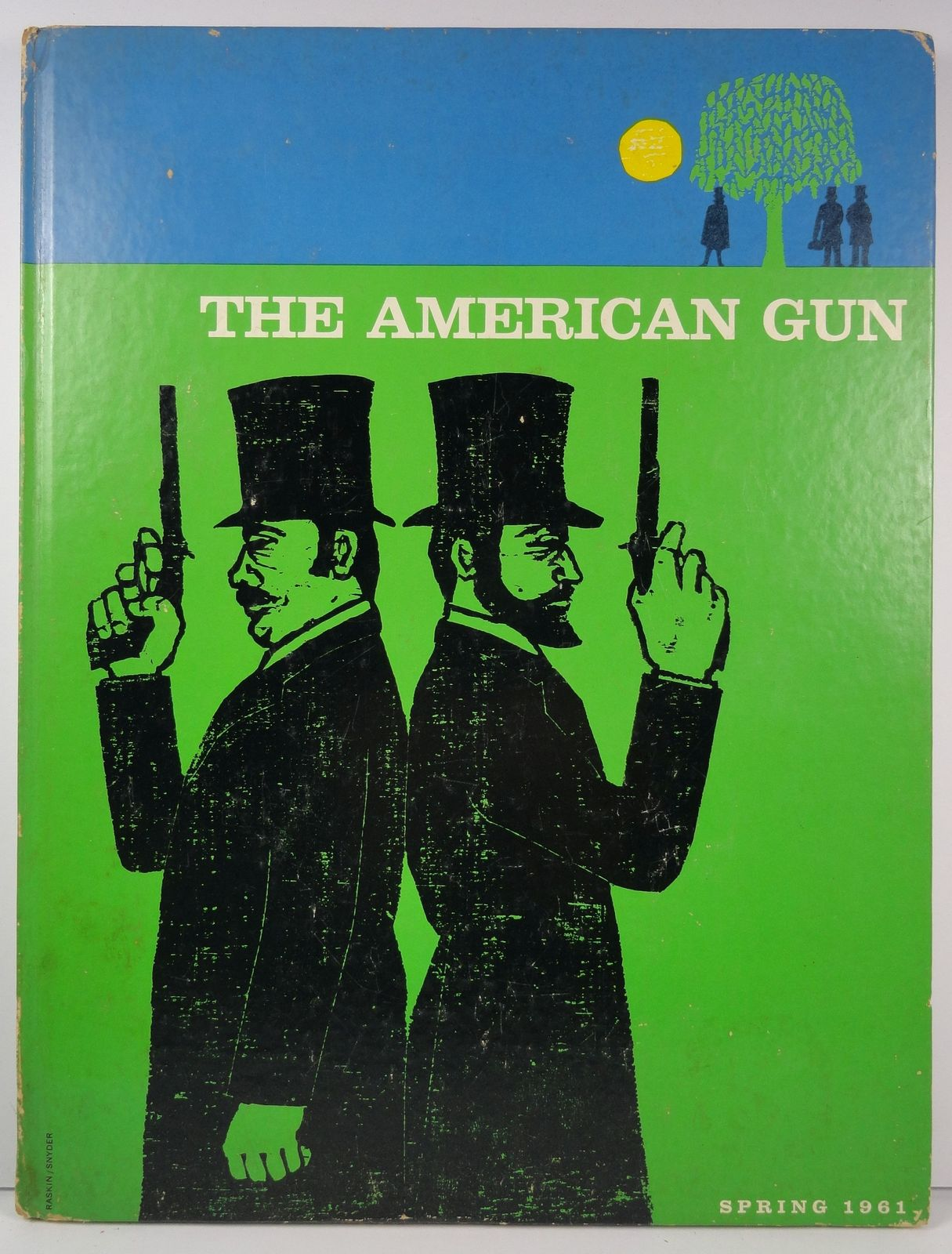 The American Gun Spring 1961 Volume One Number Two