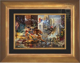 Thomas Kinkade Women of DC 12 x 18 Limited Edition E/E Canvas (Framed) DC Art - $2,020.00