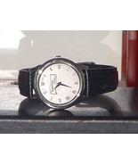 New Casual  Black & Silver Spartan Stores Leath... - $9.90