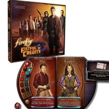 NEW FireFly: Fistful of Credits Board Game Set ... - $34.34