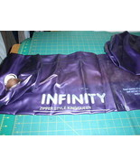 """1 Infinity Zipper Style King/Queen Free Flow Waterbed Tube 71"""" long USED - $15.00"""