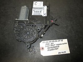 02 03 04 05 06 07 08 Audi A4 Right Front Window Motor #8 E1959802 G/0130821764 - $34.64