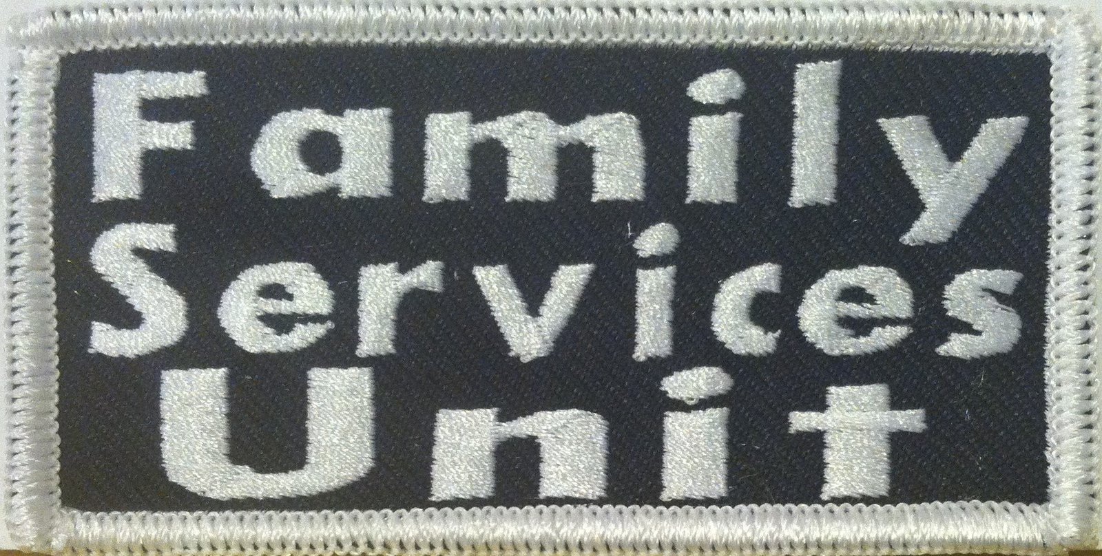 Primary image for Family Services Unit Iron On Patch