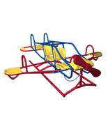 Seesaw Teeter Totter Airplane Playground Equipment Rocker Backyard Kids ... - $416.99
