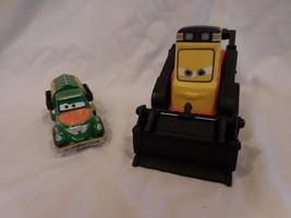 Disney Pixar Planes 2 Fire & Rescue No.36 DRIP with SOUNDS  team Car + T... - $15.22