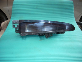 2012 MAZDA 3 RADIO DISPLAY SCREEN BBM3611Y0