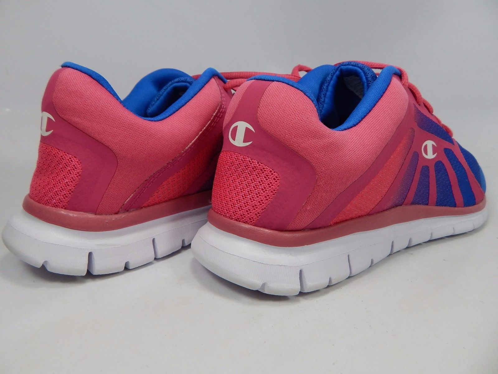 Champion Women's Running Atheltic Shoes Size US 11 EU 44 Pink Blue