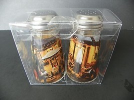 NIB Salt and Pepper Shaker Set Paris Street  - €7,46 EUR