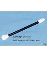 500 disposable eye shadow applicator sponge lot #502-20 - $57.95
