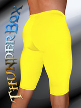 ThunderBox Nylon Spandex Choose Bright Yellow Jammer Shorts! S, M, L, XL - $25.00