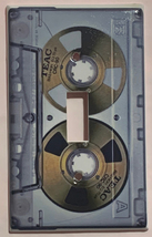 Cassette Tape Teac Light Switch Power Outlet Toggle wall Cover Plate Home Decor image 1