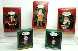 Hallmark Keepsake Christmas Ornaments 1998-1999 Collector's Club Lot of ... - $19.75