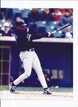 albert belle 8x10 Unsigned Photo MLB Indians White Sox Orioles - $9.50