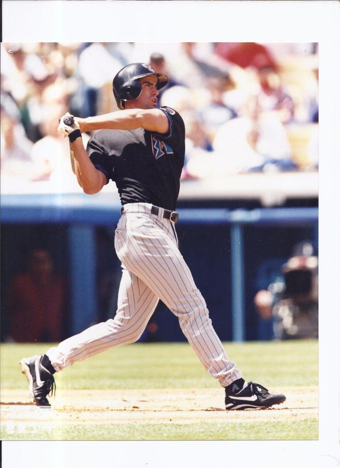steve finley 8x10 Unsigned Photo MLB Diamondbacks Giants Dodgers Rockies Padres - $9.50